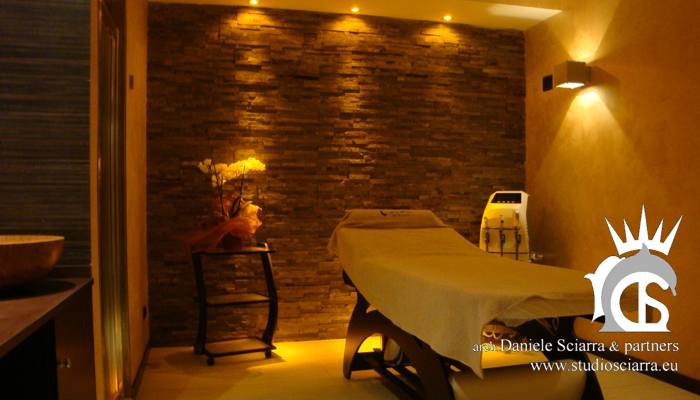 Realizzazione hotel e centri benessere spa per hotel ville for Arredamento spa e centri benessere